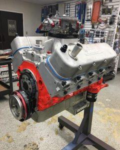 Drag Week Engine