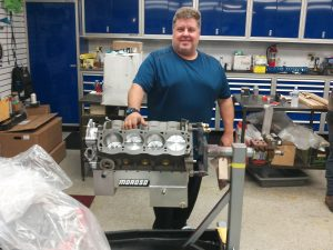 Ford 427 Small Block