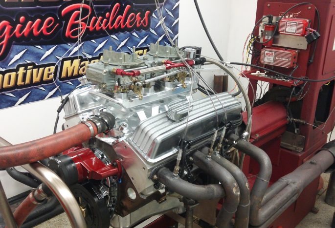 350 Small Block Build Update