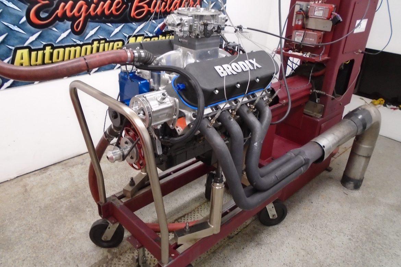 496 BB Chevrolet Race Build