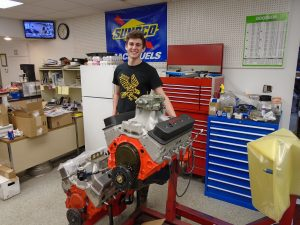 Intern Engine Build Update