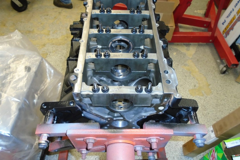 LS 2 Drag Engine