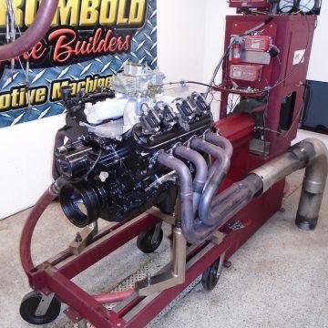 LS 3 Engine Build