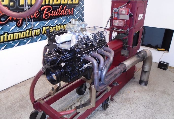 LS 3 Engine Build
