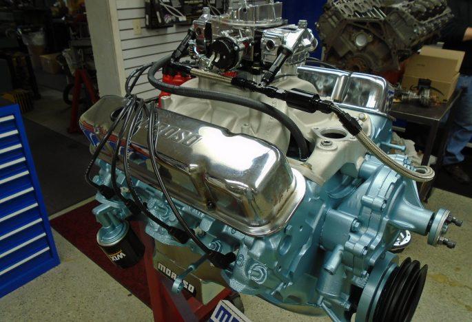 Pontiac 488 Stroker