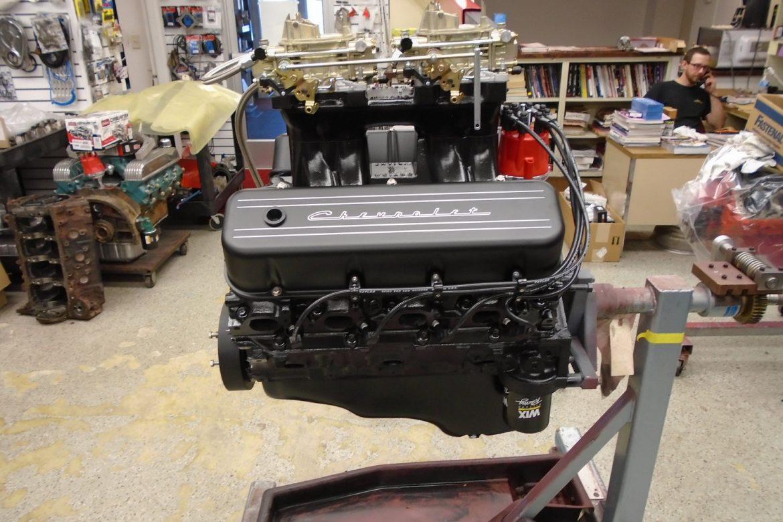 Chevrolet 496 Pump Gas
