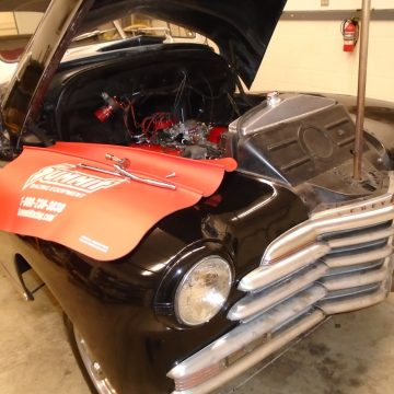 Chevy Coupe Tune up