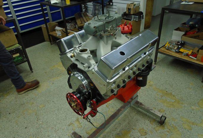 SB 350 Build
