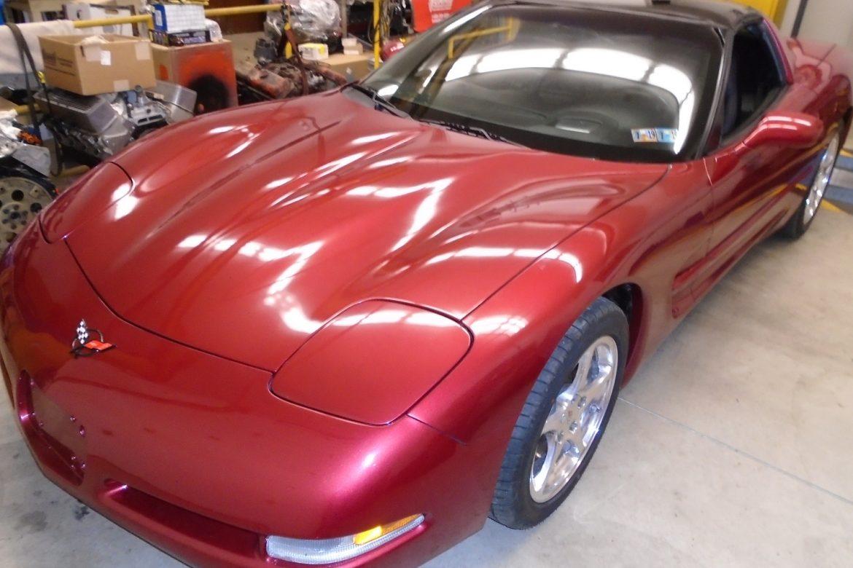 Corvette Dyno Tune
