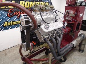 469 Big Block Blower Engine